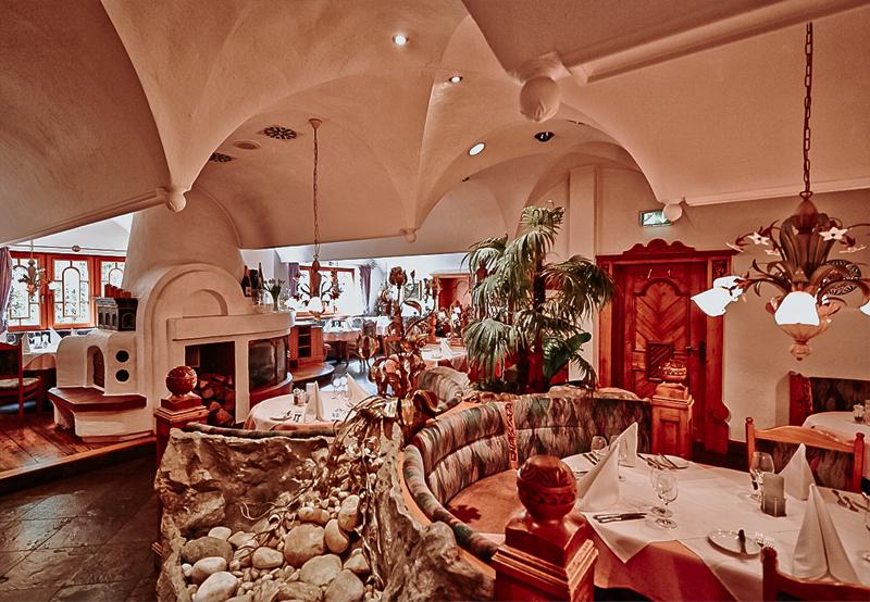 Restaurant Bommersheim – Innenraum